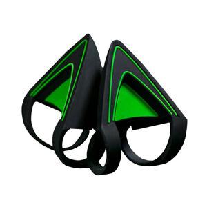 Razer Kitty Ears for Razer Kraken - Water Resistant Construction - Green