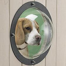 Doggy Domes  -  Pet Peek - Pet Porthole