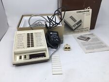 Vtg Ford Industries Code-A-Phone Electronic Telephone Dialer 16 Numbers 1970s