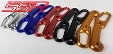 Honda CBR250R Race Tie Down Luggage Bracket Attachment Hooks CNC Billet Aluminum