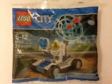 New Lego 30315 City Space Utility Vehicle from 2015 in Poly Bag