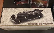 Signature Models 1938 MERCEDES-BENZ 770K PULLMAN ITEM 18135 1/18  MINT IN BOX
