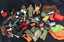 Huge Vintage Hasbro Figures, Clothing & Accessories Lot: Big Jim, GI Joe & Other