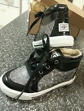 UGG Toddler Kids sneaker - K Aubry RARE US10