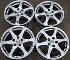 Infiniti Q35 17 Painted Silver Factory Oem Wheels Rims 03-07 73669 1995