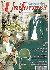 GAZETTE DES UNIFORMES N° 221