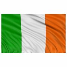 5ft x 3ft Fabric Republic of Ireland Irish National Flag - Flags for Sale