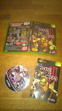 The House Of The Dead III PAL FR [Complet] XBOX 1er génération