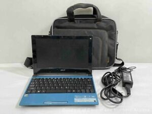 "Acer 10"" Laptop Atom N550 1.5GHz 2GB 320GB"