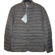 21611cc266d Geox Gray Light Weight Water Repellency Down Men s Coat Jacket Size US 48  EU 58