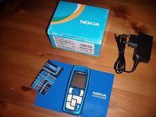 NOKIA 3100 GAMING BLUE EDITION UNICO ORIGINALE NUOVO + SCATOLA + BATTERIA NUOVA
