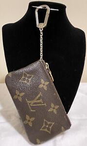 Louis Vuitton Key Chain Pouch EUC