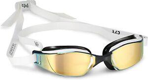 MP Michael Phelps XCEED Titanium Mirrored Swim Goggles - 139090