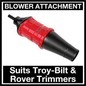 Blower attachment, Suits Troy-Bilt / Rover Line Trimmers, 41AJCB-C902