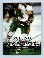 2008-09 Upper Deck Young Guns Colton Gillies RC #224