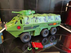 ACTION FORCE , Z FORCE ATC APC TROOP CARRIER UK 1983