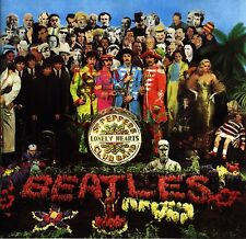 The Beatles - Sgt Peppers Lonely Hearts Club Band 24 x 24 Poster Album Cover