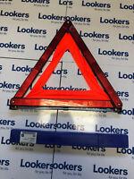 New Genuine Vauxhall Warning Triangle 93199658