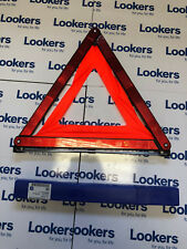 New Genuine Vauxhall Warning Triangle 93199658