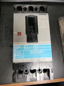 SIEMENS ED23BD20 20 AMP, 3 POLE, 240 VOLT CIRCUIT BREAKER (VERY NICE)
