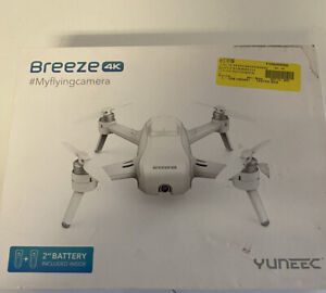 Yuneec Breeze 4K camera drone *Drone and Case Only*