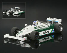 Williams-Ford FW07C F1 1981 Carlos Reutemann, Minichamps 1:43, 400810002, NEW
