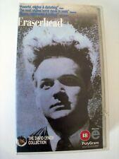 Eraserhead VHS David Lynch Collection Cult