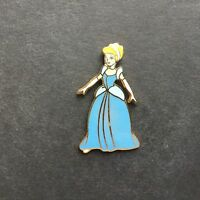 Cinderella standing in blue gown dress Disney Pin 1610