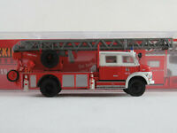 "Brekina 47081 Mercedes-Benz L 1519/48 DLK 30 (1972)""FW Marburg"" 1:87/H0 NEU/OVP"