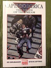 CAPTAIN AMERICA #25 2nd Print Variant Death High Grade Brubaker CHU Black Friday