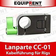 Lanparte CC-01 Kabelführung am Rig / Kabel-Halterung für 15mm Rods (EQC01)