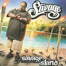Savage - Savage Island (Audio CD - 2008) [Edited Version]