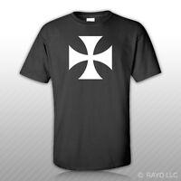 German Luftwaffe Roundel T-Shirt Tee Shirt Gildan S M L XL 2XL 3XL Cotton