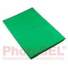 PhotoSEL BK11CG Chroma Key Chromakey Green Screen Background Backdrop 2m x 3m