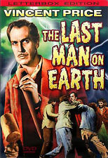 The Last Man On Earth  - 1964 - Vincent Price - NEW DVD