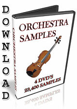 ORCHESTRA SAMPLES - PROPELLERHEADS REASON REFILL - NN-XT - 14.5 GB - DOWNLOAD