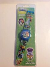 SKYLANDERS SWOP FORCE FLASHING LCD WATCH
