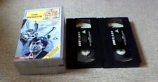 Doctor Who The Invasion UK PAL VHS VIDEO 1993 2-Tape Set Patrick Troughton UNIT