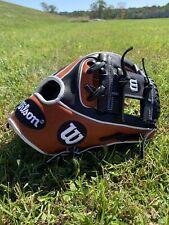 """Wilson A2K 1787 11.5"""" Baseball Glove"""