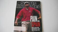 US Team losses Ryder Cup - 10/6/1997 -Sports illustrated