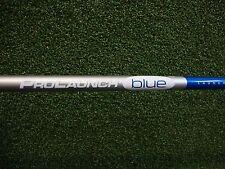 New Prolaunch Blue Graphite Shaft & Adapter Ping/Taylor/Callaway/Titleist/Cobra