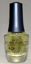 Morgan Taylor Nail Polish: (Need For Speed Top Coat) .5oz # 51001