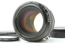 Quasi Nuovo Nikon Nikkor Ai-s Ais 50mm f/1.2 Primo Lente MF DAL GIAPPONE #344