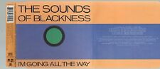 THE SOUNDS OF BLACKNESS raro CD single I'M GOING ALL THE WAY 6 tracce 1993