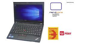 "Lenovo ThinkPad X230 12.5"" (320gb,Core i5 3rd Gen.,2.9GHz,8GB) Laptop - Black"