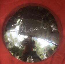 """1950's Nash Dog Dish Hubcap 7 1/4 ID & 9 7/8 OD 10"""" Wheelcover Cover Cap Poverty"""