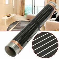 3m Infrared Underfloor Heating Film Foil Mat 220w for Under Laminate Solid Floor