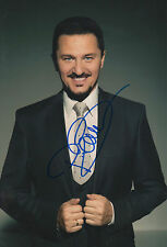 Piotr Beczala signed 8x12 inch photo autograph