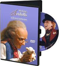 DVD: Making Artdolls with Jack Johnston