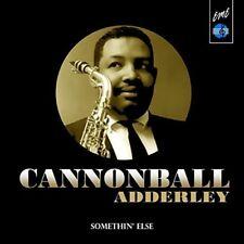 Cannonball Adderley - Somethin Else [New Vinyl LP] UK - Import